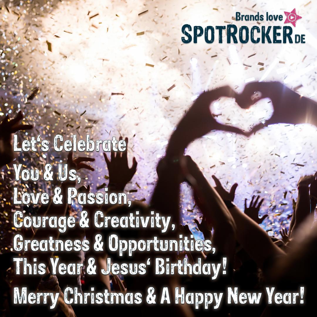 SPOTROCKER - Let's Celebrate 2018