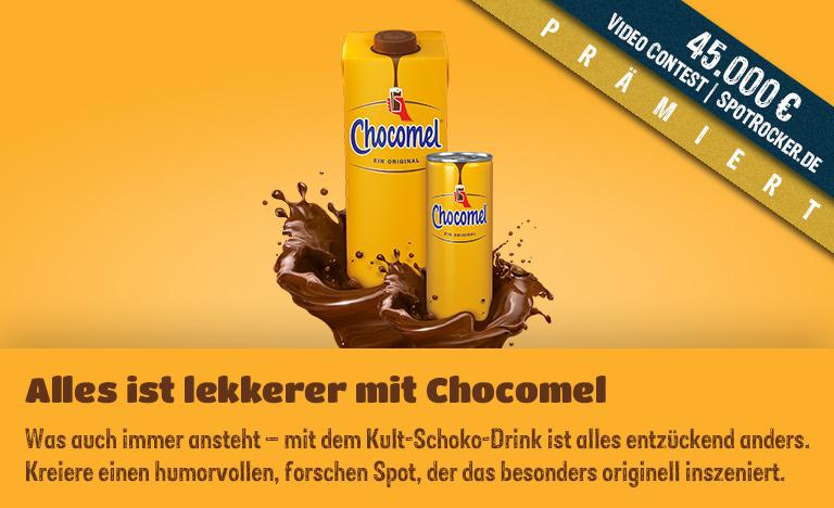 Chocomel Kampagne prämiert!